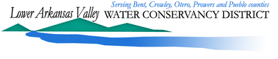 Lower Arkansas Valley Water Conservancy District Logo