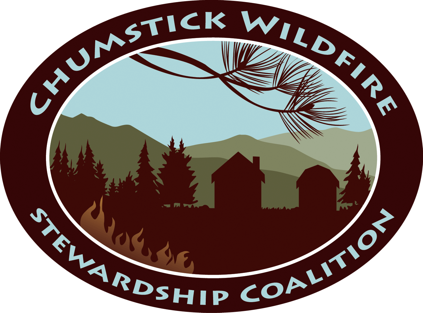 Chumstick Wildfire Stewardship Coalition Logo